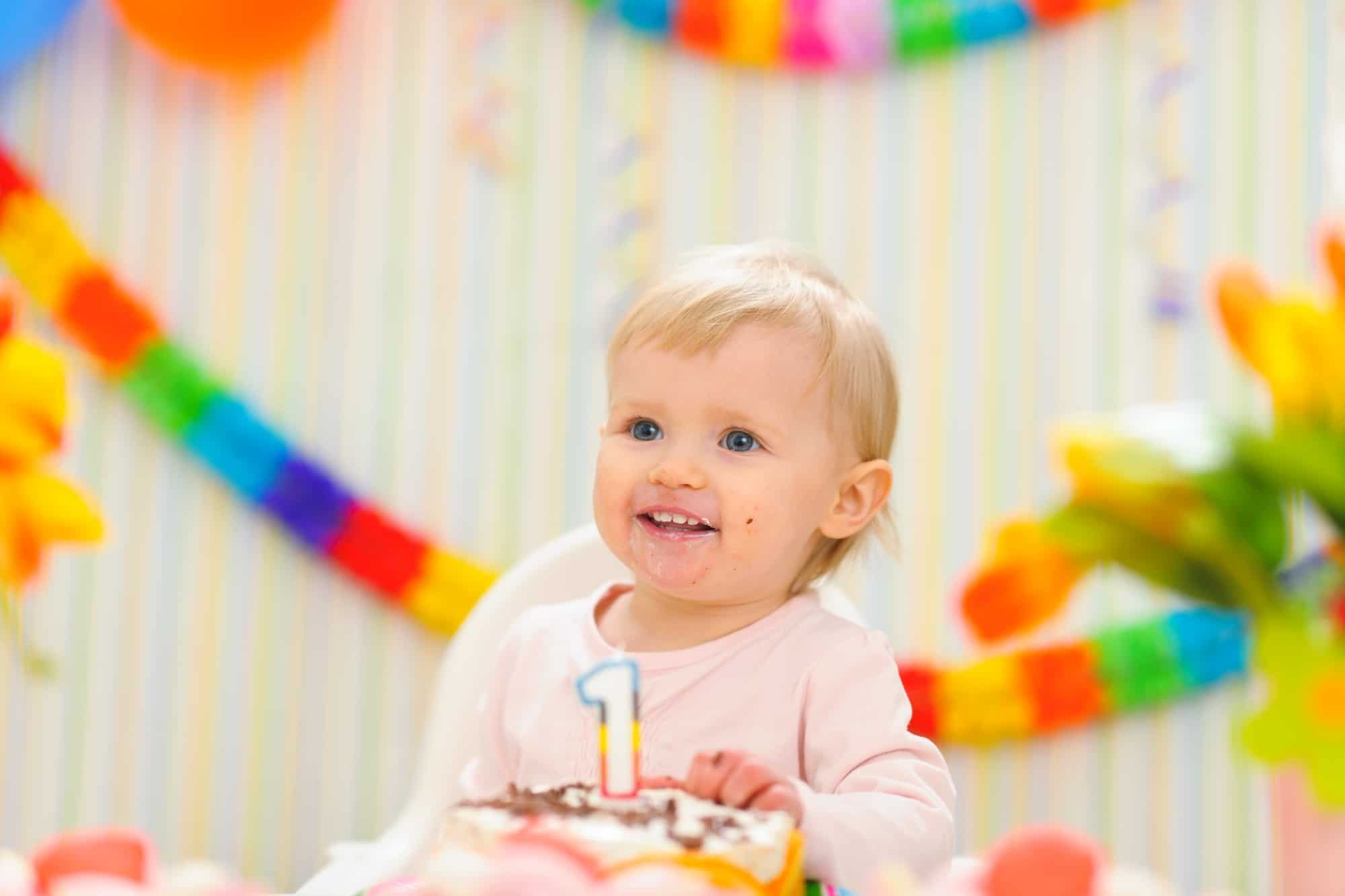 Read more about the article Making the Most Out of Your Baby's First Birthday