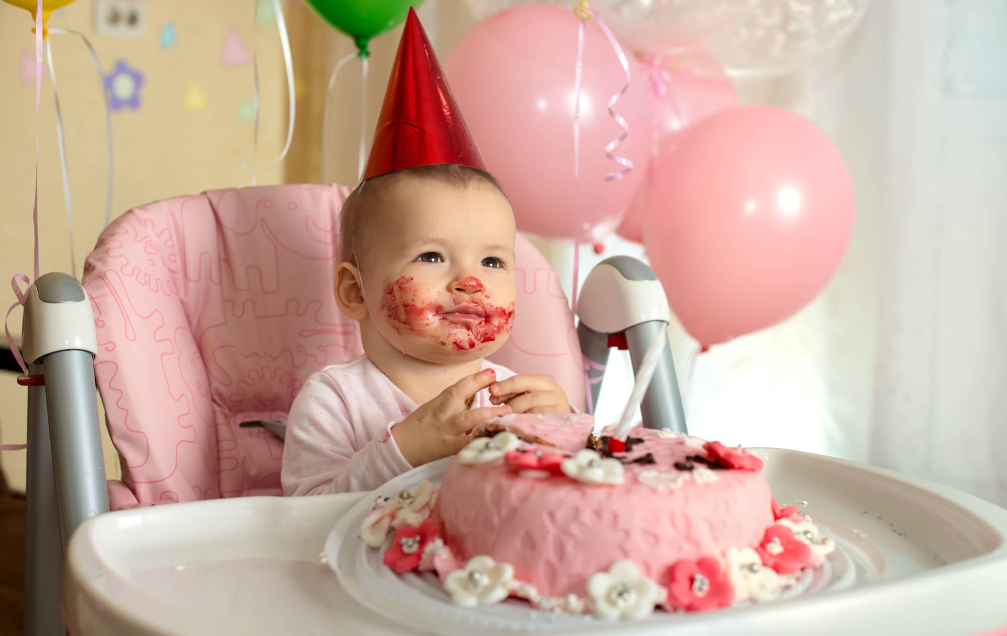 Read more about the article Your Precious Baby: Why You Should Take First Birthday Photos